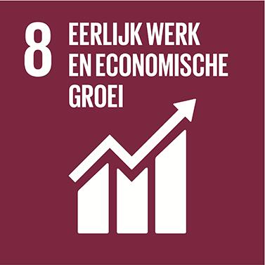 8. Waardig werk en economische groei