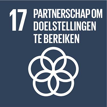 17. Partnerschap om doelstellingen te bereiken
